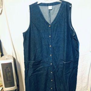 DRESS BY WESTBOUND SIZE 3X